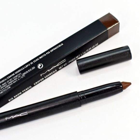 Mac Cosmetics Makeup Mac Big Brow Pencil Spiked Poshmark